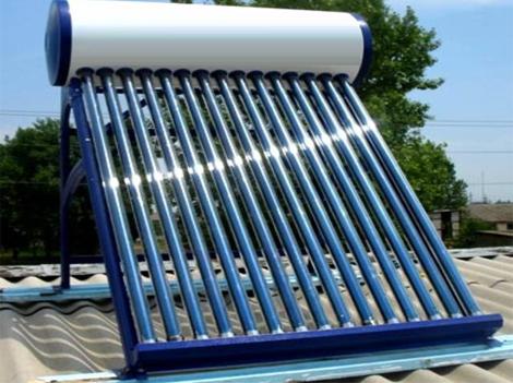 Солнечная водонагревательная система